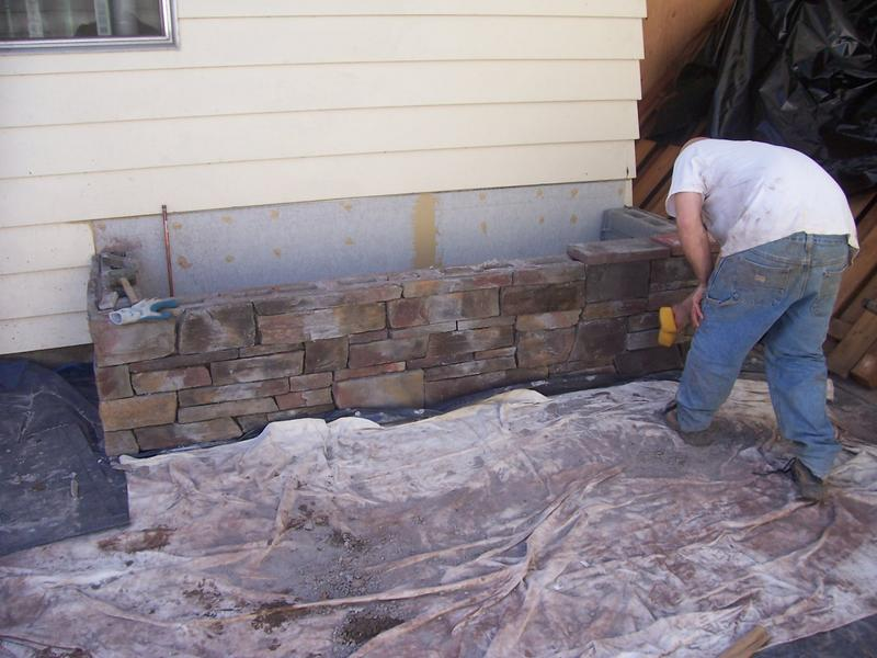 Masonry Waterproofing and Drainage Masters - Vancouver Wa - Portland OR - Planter box attention to details